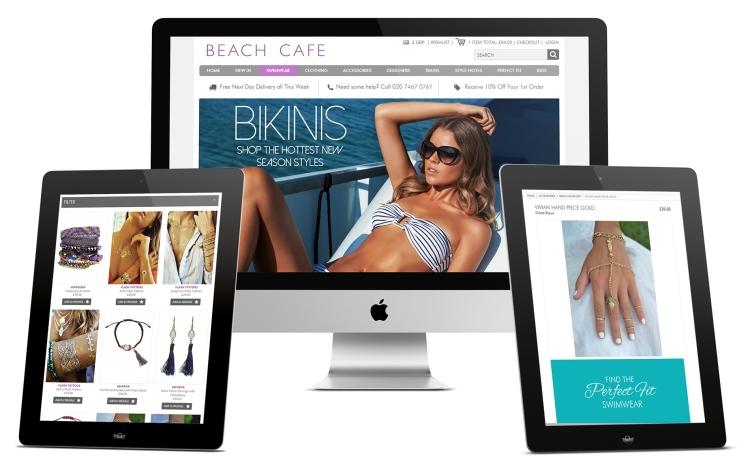 Attractive Ecommerce Website